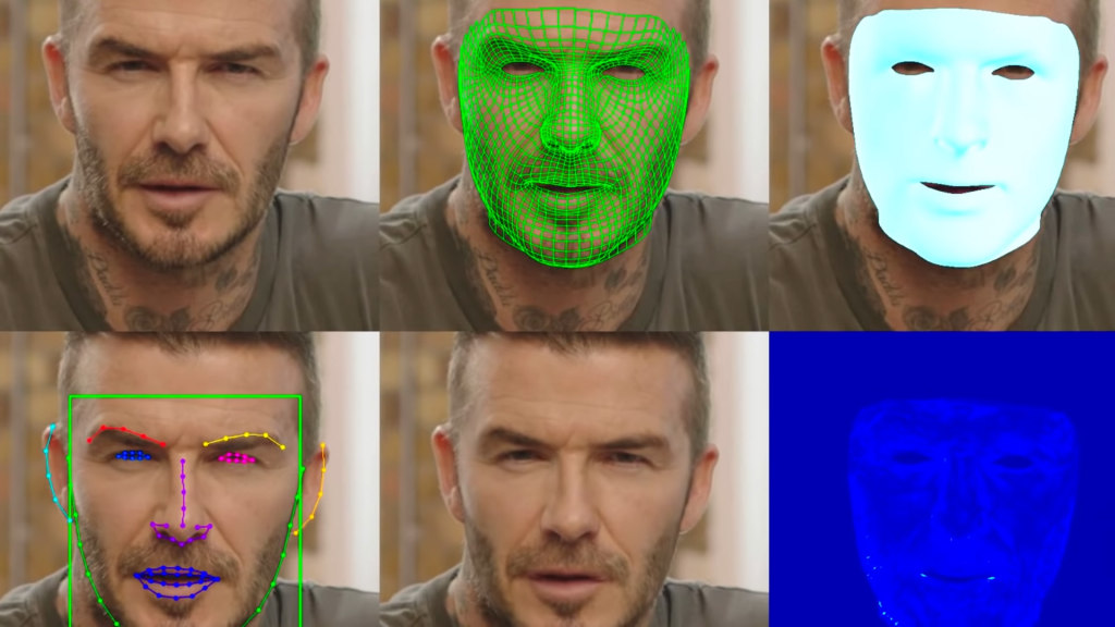 David Beckham speaks 9 languages deepfake