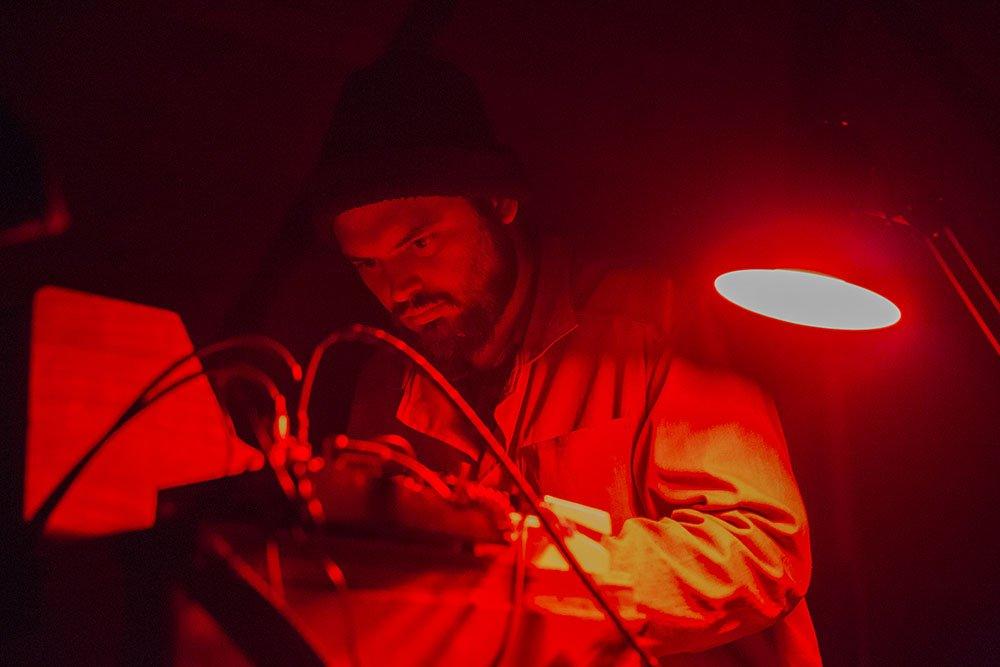 Ben Wheeler Live Performance