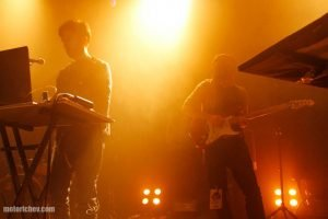 "Me and my monkey performance music week in Villnius at ""loftas"" club"