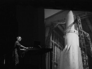 Jeff Mills plys _Woman in the Moon_ in Fano, Panopticon