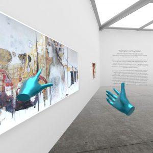 Art Gate VR expo