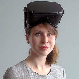 Candice Houtekier Art Gate VR